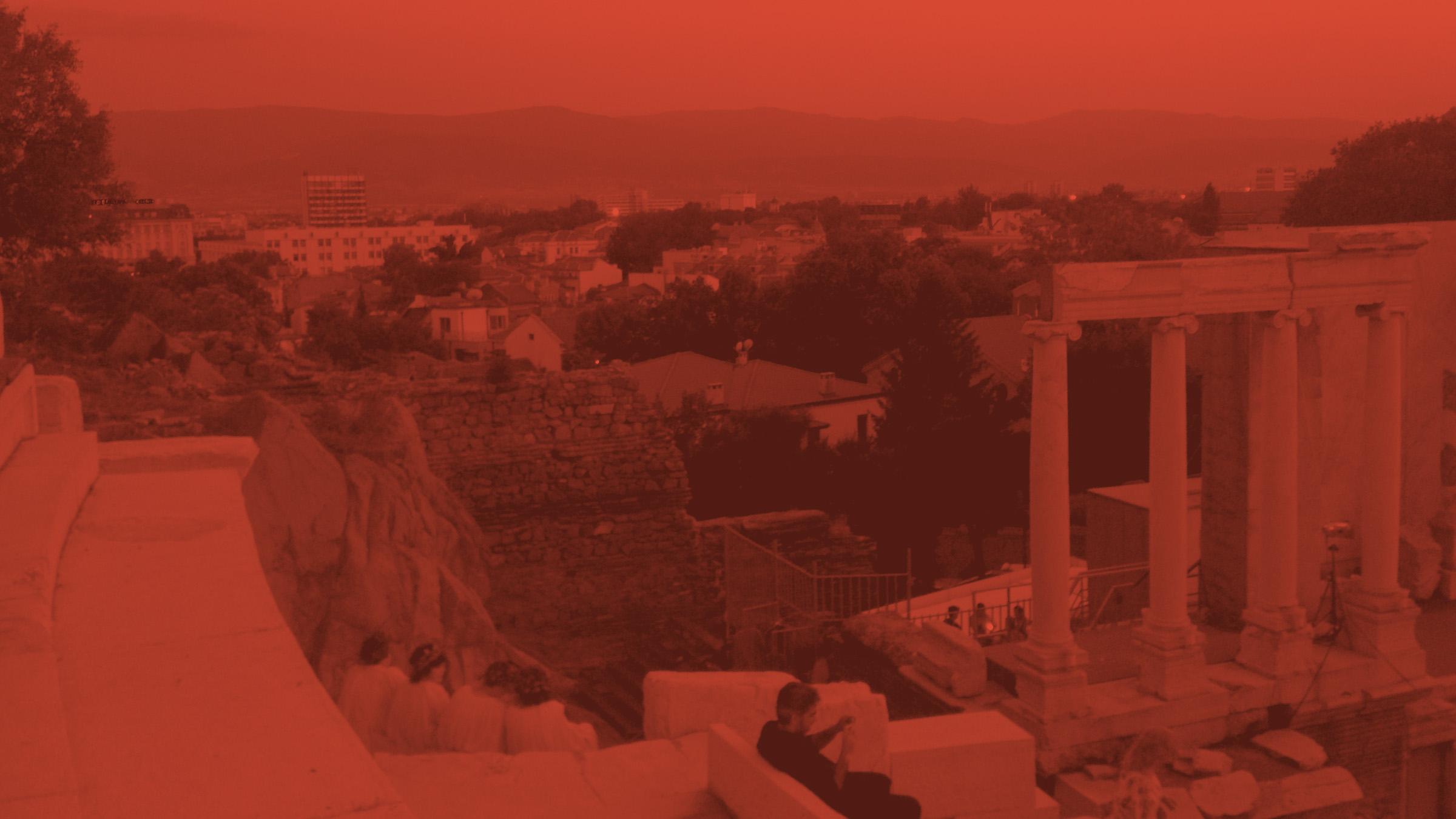 Kulturstrategie für die Stadt Plovdiv, Bulgarien